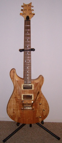 Paul Reed Smith style guitar