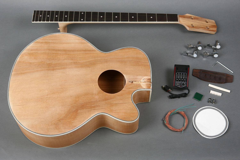 acoustic bass kit 4 band equalizers gk sab 10 byguitar. Black Bedroom Furniture Sets. Home Design Ideas