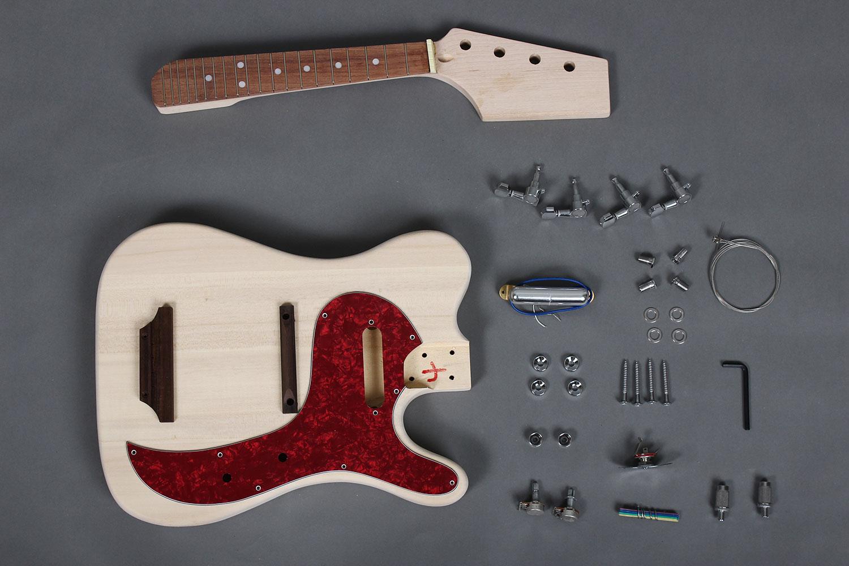 Solid Basswood Electric Mandolin Diy Kit Gk Smf 510 Byguitar
